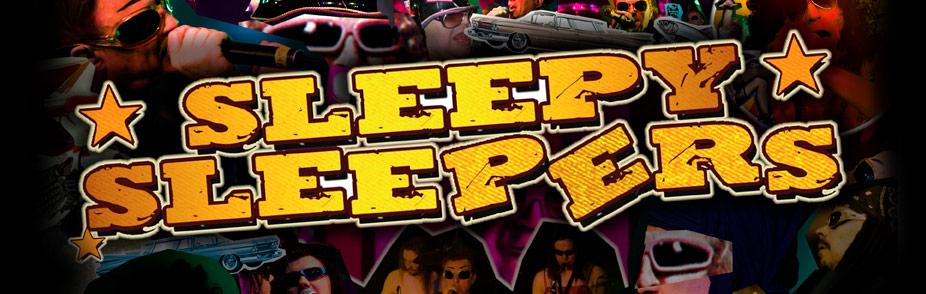 Sleepy Sleepers Keikat
